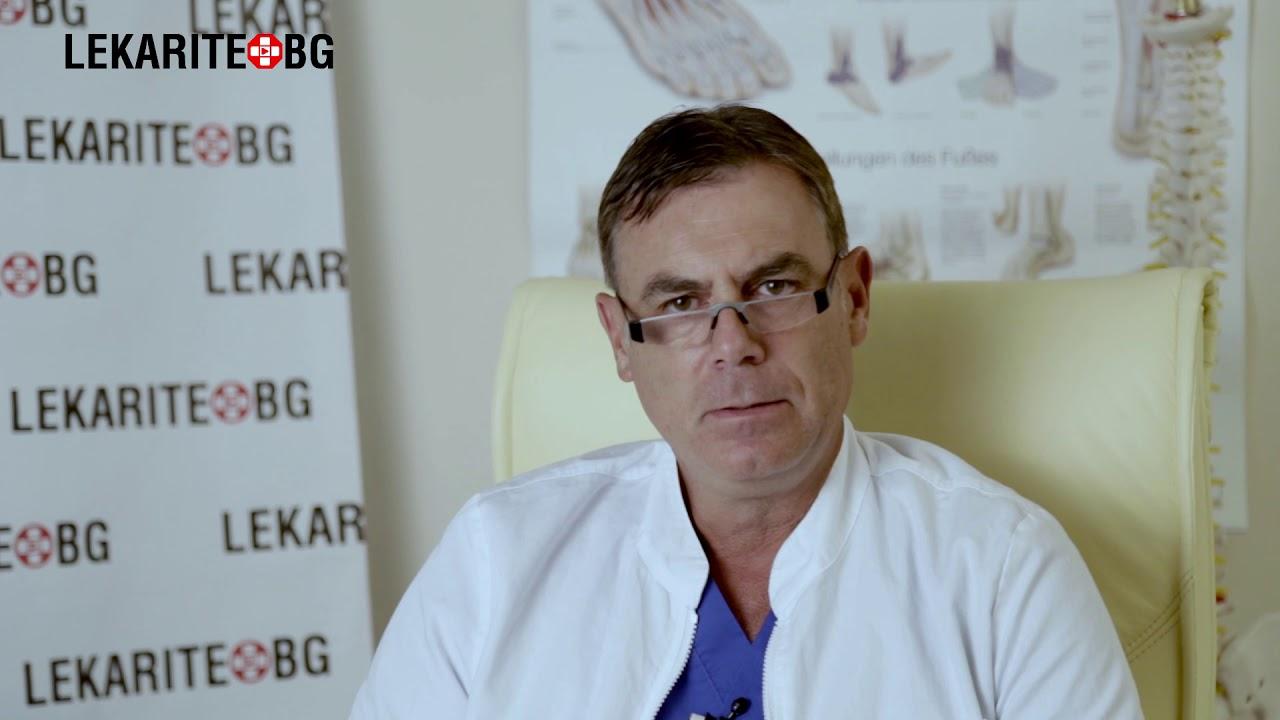 Д-р мед. Иван Василев